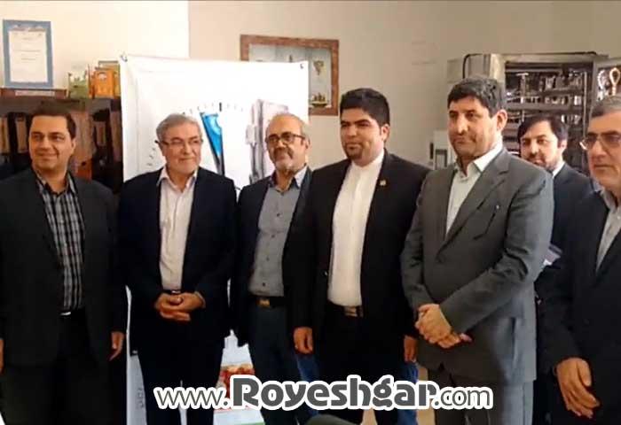 بازدید وزیر علوم از رویشگر
